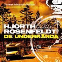 Mias bokhörna: Michael Hjorth och Hans Rosenfeldt - De underkända...