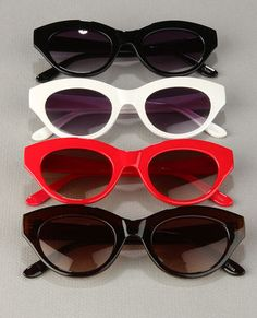 style - Classic Cateye Sunglasses