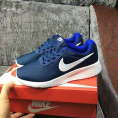 premium selection 7375f 4c8f8 nouvelle arrivee Nike Tanjun 812654-414 Deep Blue EUR 36-44 Youth Big Boys  Shoes