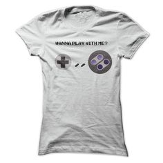 Do you love the SNES? Make some new friends with this awesome shirt!