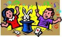 quelle piccole pesti: Le monete fatate: trucco magia per bambini