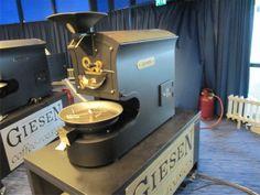 Giesen W1 Coffee Roaster - Giesen Coffee Roasters