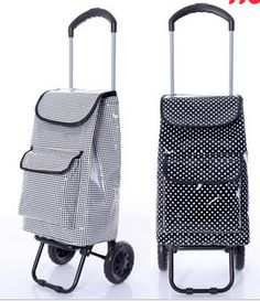 Reisenthel Reusable Foldable Trolley/Shopping Cart. Wish I'd had ...