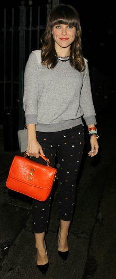 Sophia Bush #streetstyle