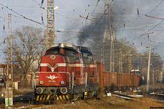 Bulgaria - BDŽ Cargo 55 118 / Pernik — Trainspo