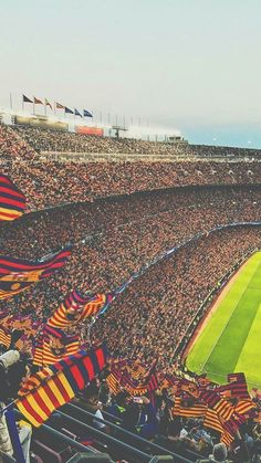 Camp Nou. European Football #futbolbarcelona
