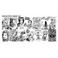 CREATIVE SHOP 46