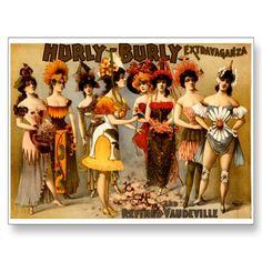 Refined vaudeville