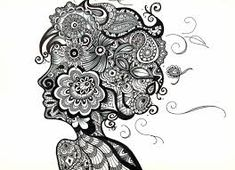 zentangle starter page - Google Search