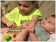 Montessori Baby-Ed: Learning  About Music and The Arts, The Montessori Way! From Magical Movement Company's Blog