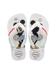 Havaianas Kids Disney Stylish Minnie Mouse Flip Flops at Powder Rooms
