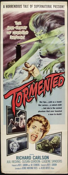 """ Tormented "". (1960)"