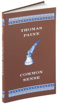 Common Sense by Thomas Paine (Barnes & Noble Leatherbound Classics) - Barnesandnoble.com