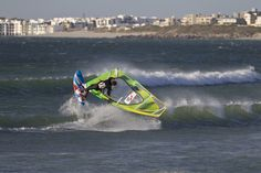 Trying the waves. Windsurfing, Water Sports, Kayaking, South Africa, Cape, Boat, Mantle, Kayaks, Cabo