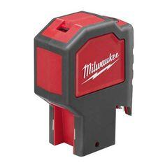 M12™ Cordless Lithium-Ion 2-Beam Plumb Laser | Milwaukee Tool  (2320-20 Tool-Only)