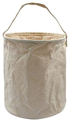Rothco Canvas Large Water Bucket - Natural Rothco…