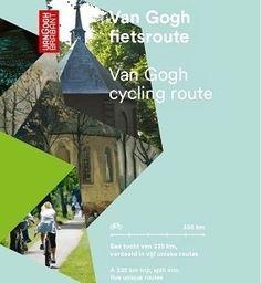 Van Gogh fietsroute Brabant uitgeroepen tot Europese fietsroute van het Jaar 2016