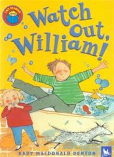 Watch out William!
