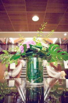 Wedding at Marine Drive Golf Club l Vancouver, BC British Columbia, Vancouver, Real Weddings, Wedding Flowers, Whimsical, Golf, Club, Table Decorations, Plants