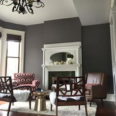 Mink SW 6004 - Sherwin-Williams - Just got this color for our dining/living rooms!