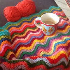Le Monde de Sucrette - Ripples of Happiness - free pattern