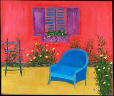 Mexican Folk Art Paintings-Original Artwork Direct From The…