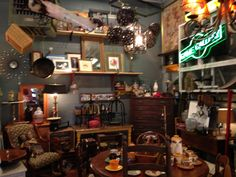 Go on a hunt for treasures at Dixieland Relics in Lakeland!