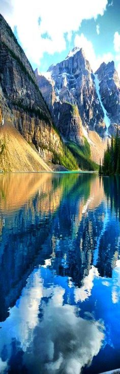 ? Banff National Park, Canada #Beautiful #Places #Photography