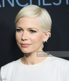Actress Michelle Williams attends the premiere of Amazon Studios' 'Manchester By The Sea' on November 14, 2016 in Beverly Hills, California.