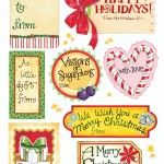 Free Downloadable Holiday Gift Tags from Gooseberry Patch
