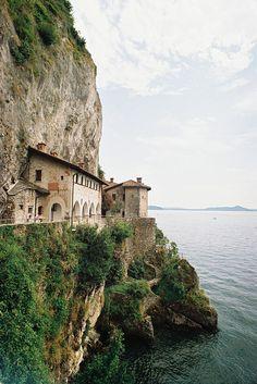 http://www.cheapholidayticket.com Santa Caterina del Sasso, Italy - THE BEST TRAVEL PHOTOS