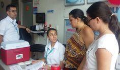 Dosquebradenses asistieron a la primera Jornada de Vacunación