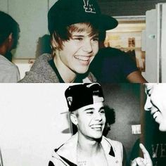 His smile tho. #Justinsmileproject