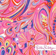 Lilly Pulitzer Multi Reef Retreat Lilly Pulitzer Patterns, Lilly Pulitzer Prints, Lily Pulitzer, Devine Design, Love Lily, Pattern Wallpaper, Color Inspiration, Cute Art, Painting