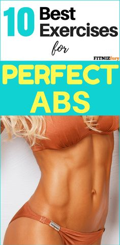 Best exercises for perfect Abs