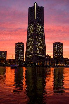 Yokohama Landmark Tower, Kanagawa