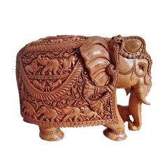 Elephant Sculpture, Lion Sculpture, Elephant India, Elephant Home Decor, Wooden Elephant, Faux Stone, Hand Carved, Sculptures, Carving