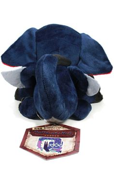 "Peluche - Monster Hunter ""Nargacuga/Narugakuruga"""