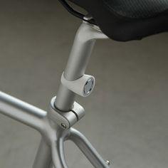 iFlash One Cool Gray - bike lamp