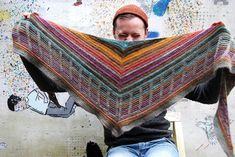 Metalouse 10 by westknits, via Flickr--Looked on Ravelry and like the projects with the darker contrast yarn better.