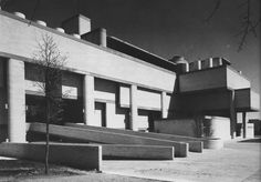 Sid W. Richardson Physical Sciences Building, Texas Christian University, Fort Worth, TX