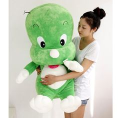 The Little Dino Dooly 120cm 47in Giant Plush Doll+ Expedited ship #Dooly
