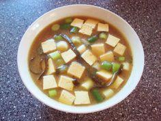 Le jardin d´Yvonne: Superzdravá miso polévka (veganská)