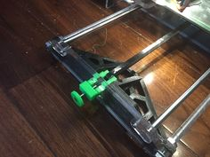 Belt tensioning modification for Anet A8, hesine, senhai, omni, m505 3d…