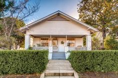 Two Bedroom 1082 sq ft Craftsman Bungalow in East Sac Sacramento listed for $400,000