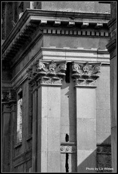 Castleboro Columns by Liz Wildes