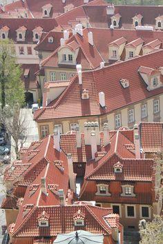 Fairytale Architecture of Prague.