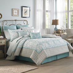 Laura Ashley® Halstead Comforter Set