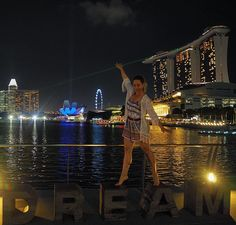 Marina Bay Sand Singapore