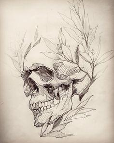 Artskillus • Эскизы тату • Иллюстрации | VK